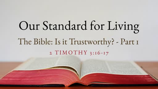 Our Standard of Living