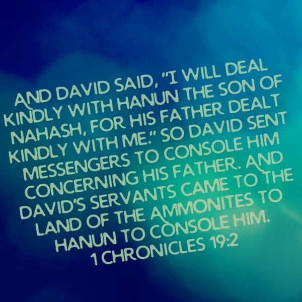 """1 Chronicles 19: """"Ammon and Syria Defeated"""""""