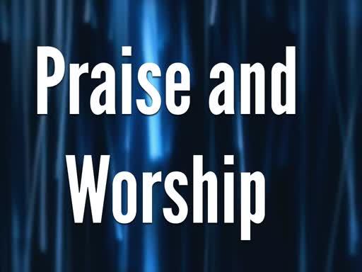 Praise Fellowship March 16th****