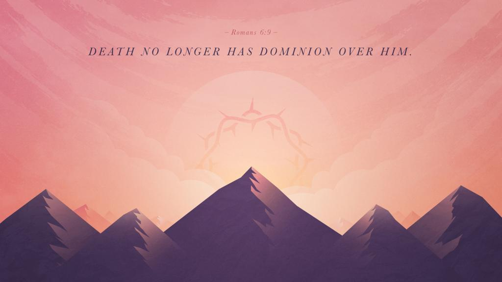 Romans 6:9 large preview
