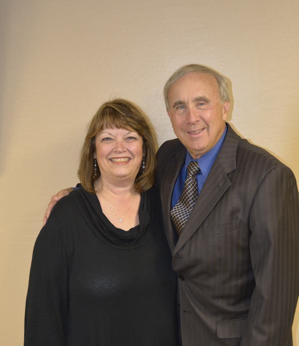 Cindi And Pastor Keith Gephart