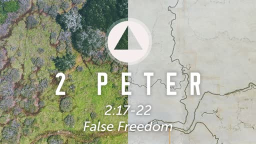 Sunday, March 17 - AM - Jack Caron - False Freedom