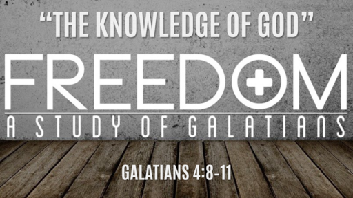 """The Knowledge of God"""