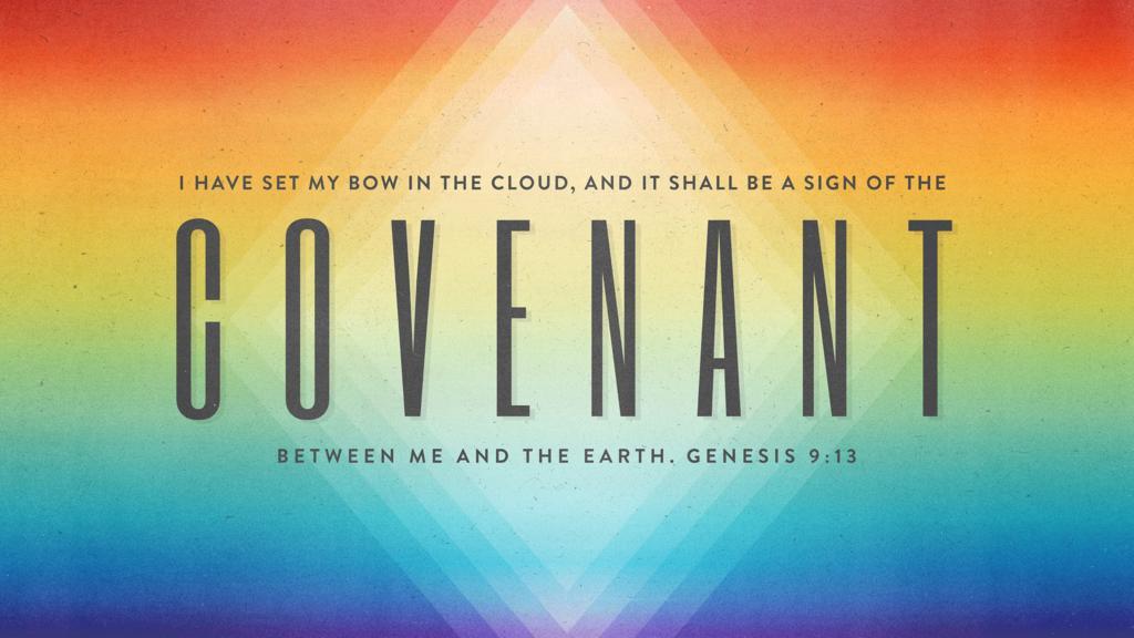 Genesis 9:13 large preview