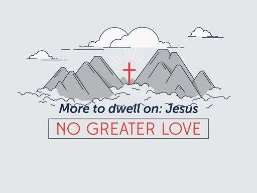 Dwell on: Jesus My King!