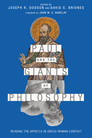 Paul and the Giants of Philosophy: Reading the Apostle in Greco-Roman Context