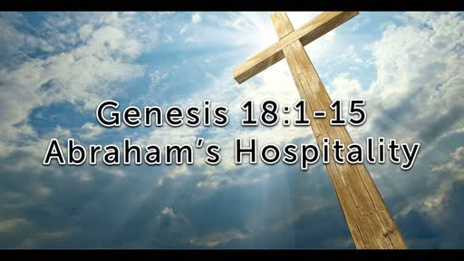 Abraham's Hospitality