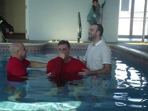 John's Baptism