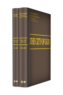 The City of God : A Translation for the 21st Century (2 vols.)