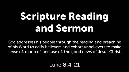 Luke 8:4-21: Secrets of the Kingdom