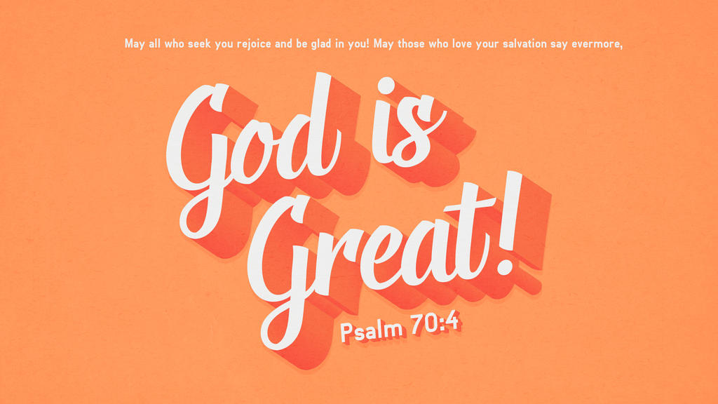 Psalm 70:4 large preview