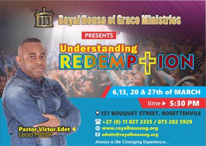 Understanding Redemption