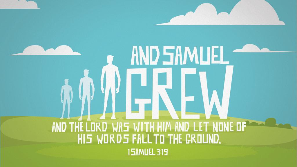 1 Samuel 3:19 large preview