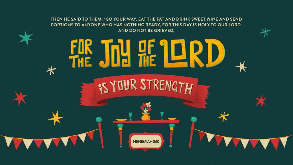 Nehemiah 8:10 large preview