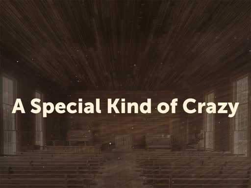 A Special Kind of Crazy