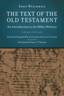 The Text of the Old Testament: An Introduction to the Biblia Hebraica 3rd Edition
