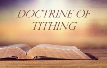 Doctrine of Tithing