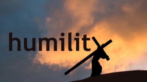 His Humility