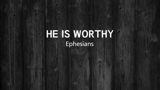 Nick Elefther, Ephesians