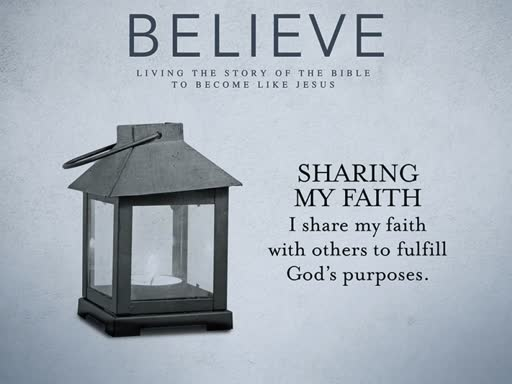 Sharing My Faith