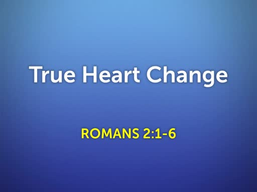 True Heart Change