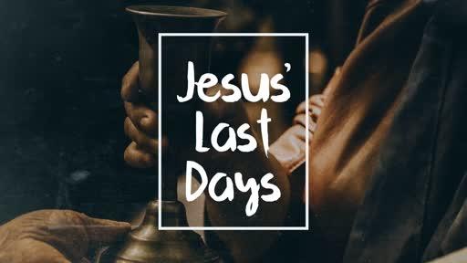 March 24, 2019 - Matthew 21:12-17