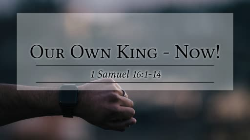 GBFsilt Our Own King - Now!