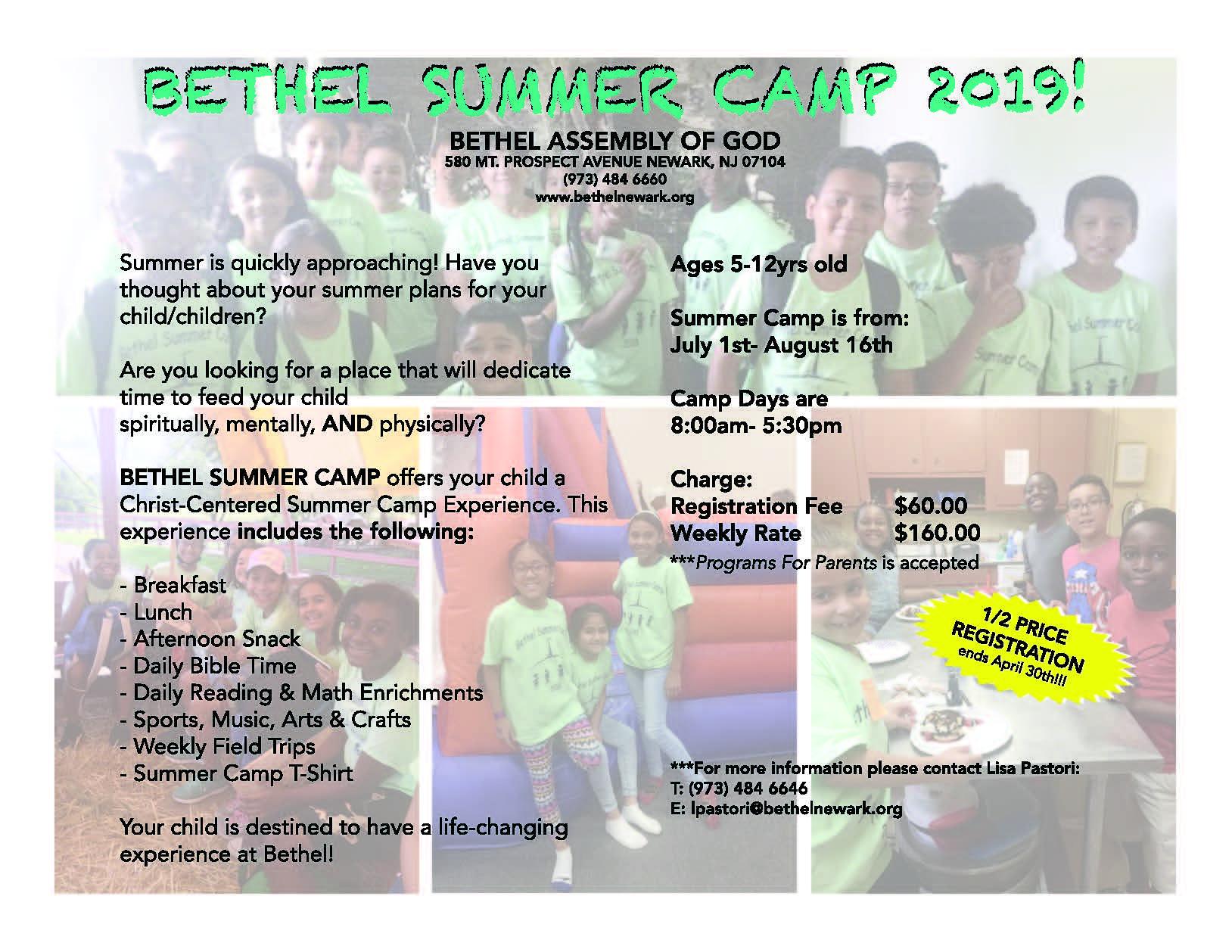 Bethelsummercamp19