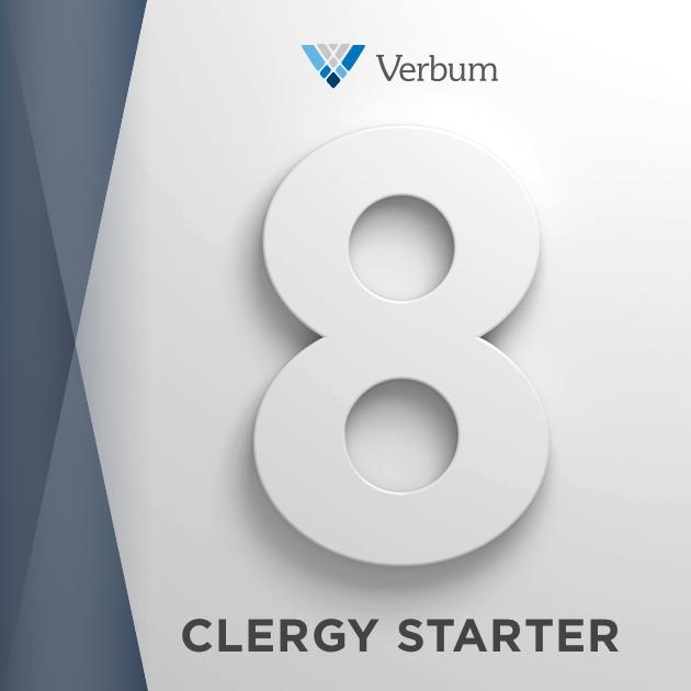 Verbum 8 Clergy Starter