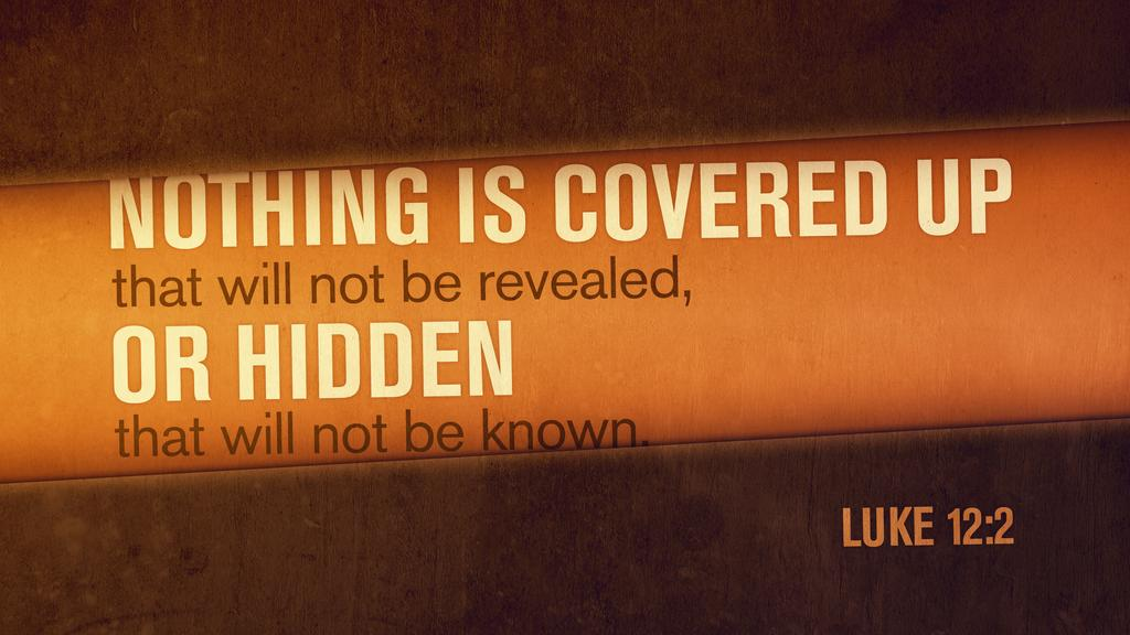 Luke 12:2 large preview