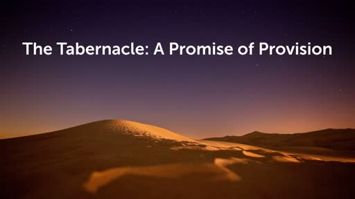 A Promise of Provision