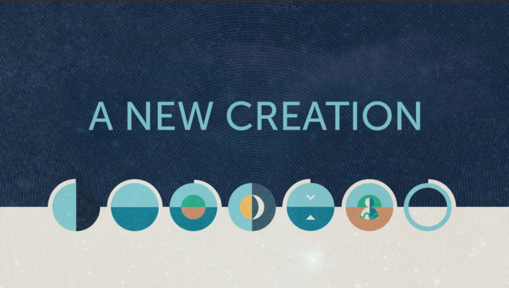 03/31/2019 - A New Creation