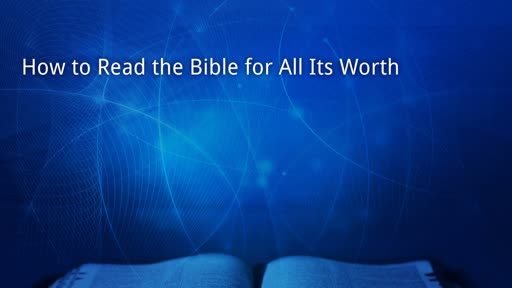 How to Read Your Bible For All Its Worth-Study-Acts