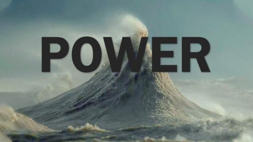 God Gives us Supernatural Power