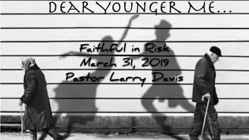 Faithful in Risk - GS 03-31-2019