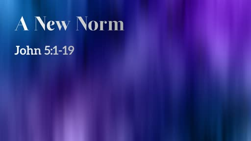 3/31/2019 A New Norm
