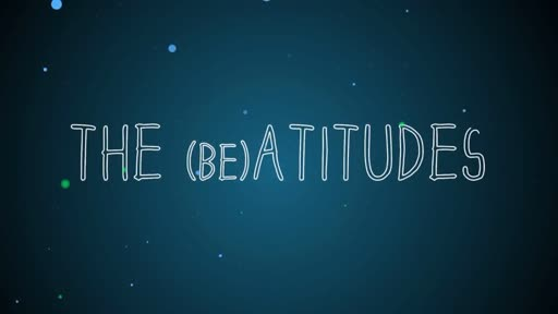 (Be) Attitudes - Happiness in Making Peace