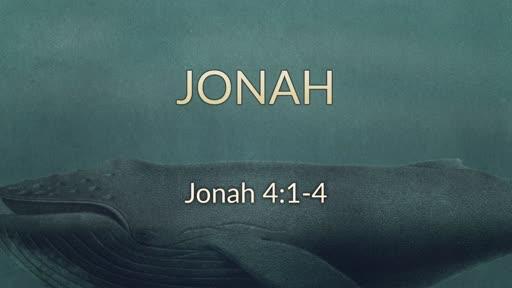 Jonah 4:1-4