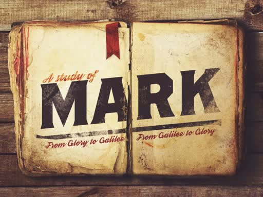 Week 13 The Book of Mark