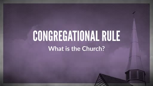 Congregational Rule
