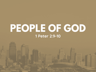 Sunday, August 19, TRANSFORMED People of God