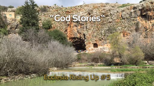 God Stories for March 2019