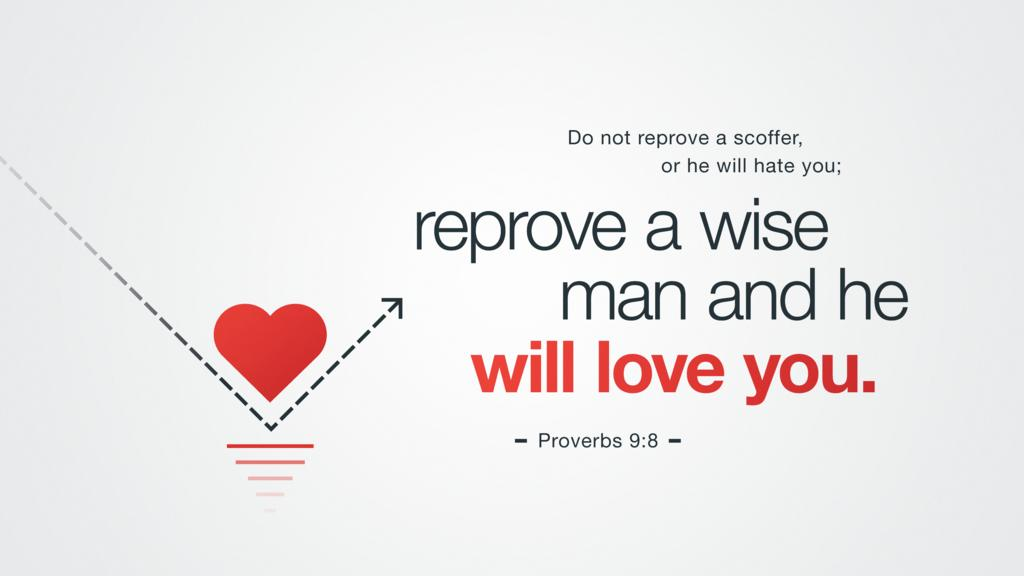 Proverbs 9:8 large preview