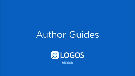 Author Guides