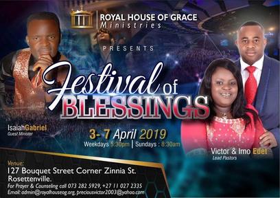 Festival of Blessings
