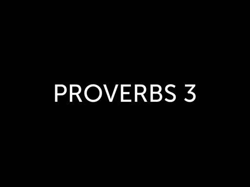 Bible Study 4/3/19