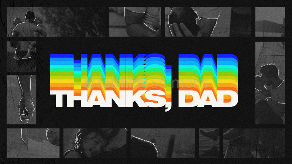 Thanks, Dad large preview