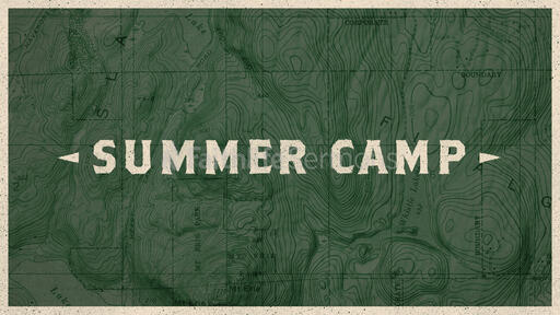 Summer Camp Topography