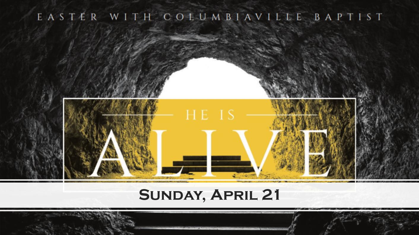 Easter 2019 Full