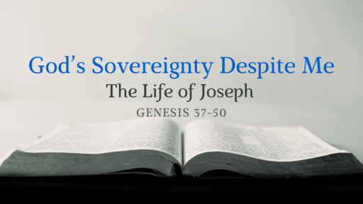 God's Sovereignty Despite Me